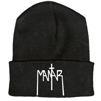 czapka MANTAR - LOGO, zimowa