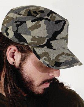 czapka raportówka CAMOUFLAGE ARMY JUNGLE CAMO