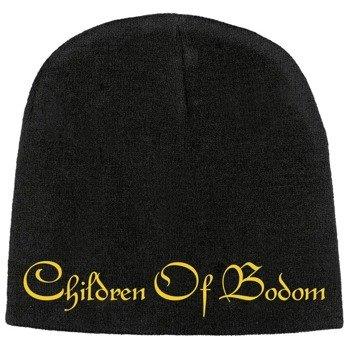 czapka zimowa CHILDREN OF BODOM - LOGO
