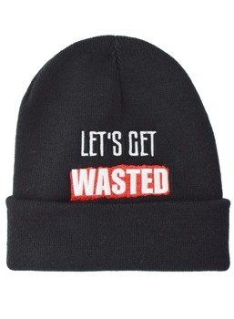 czapka zimowa DARKSIDE - LET'S GET WASTED
