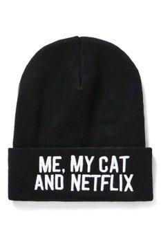 czapka zimowa KILL STAR - MY CAT
