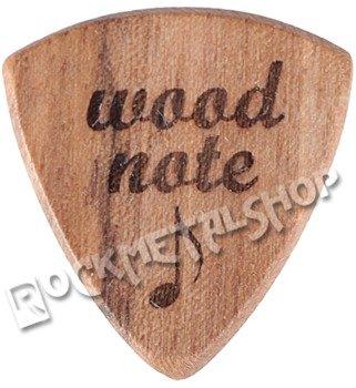 drewniana kostka do gitary WOODNOTE Jazz Shield - ORZECH BOLIWIJSKI