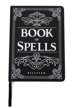 dziennik KILL STAR - BOOK OF SPELLS