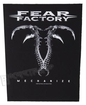 ekran FEAR FACTORY - MECHANIZE