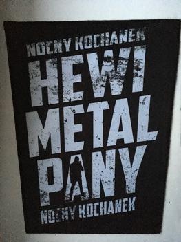 ekran NOCNY KOCHANEK - HEWI METAL PANY