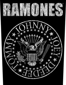 ekran RAMONES - CLASSIC SEAL