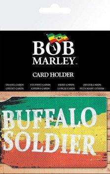 etui na kartę kredytową BOB MARLEY - SUNSHINE