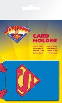 etui na kartę kredytową SUPERMAN - CAPE