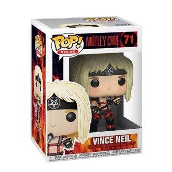figurka MOTLEY CRUE - VINCE NEIL, Funko Pop!