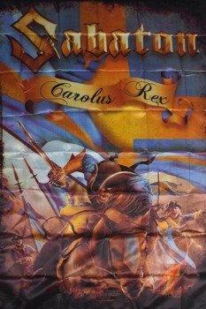 flaga SABATON - CAROLUS REX