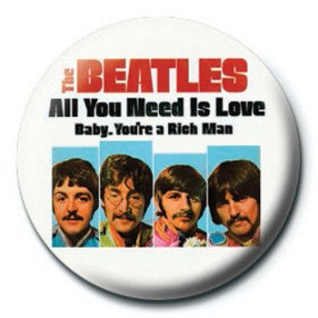 kapsel THE BEATLES - BABY YOU'RE A RICH MAN