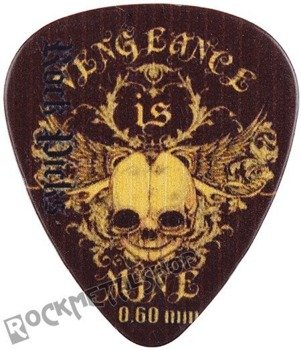 kostka gitarowa ROCK PICK - VENGEANCE IS MINE