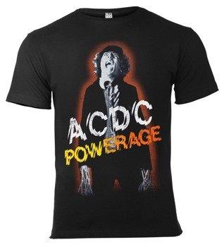 koszulka AC/DC - POWERAGE czarna