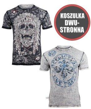 koszulka AFFLICTION - NATIVE TONGUE