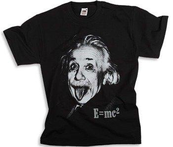 koszulka ALBERT EINSTEIN - E=mc<sup>2</sup>