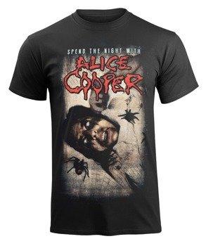 koszulka ALICE COOPER - SPEND THE NIGHT WITH SPIDERS
