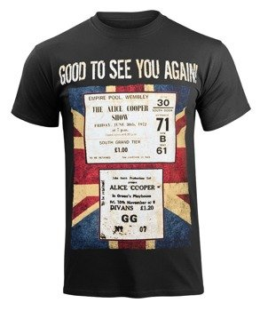 koszulka ALICE COOPER - UK ONLY EVENT (NOV 2017)