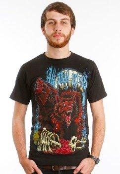 koszulka ALL SHALL PERISH - WOLF