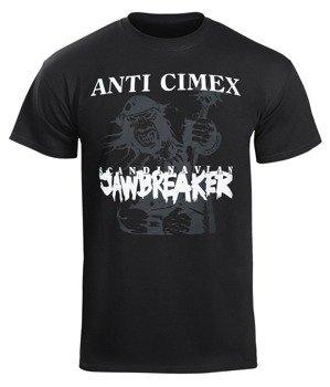 koszulka ANTI CIMEX - SCANDINAVIAN JAWBREAKER