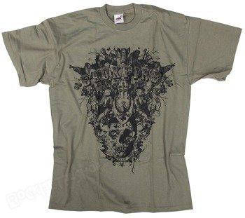 koszulka BACKFIRE - GODS