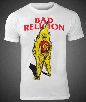koszulka BAD RELIGION - BOY ON FIRE
