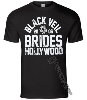 koszulka BLACK VEIL BRIDES - HOLLYWOOD
