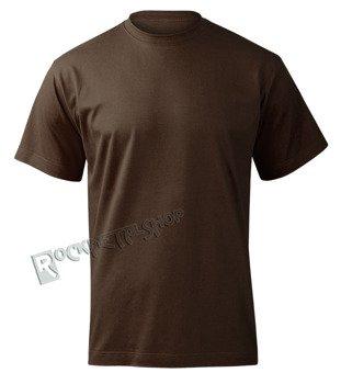 koszulka BRĄZOWA (5) bez nadruku
