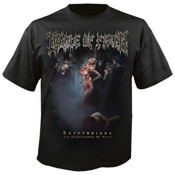 koszulka CRADLE OF FILTH - EXSQUISITE TORMENTS AWAIT