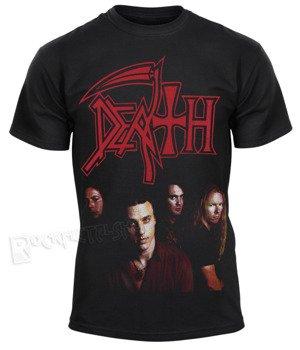 koszulka DEATH - BAND
