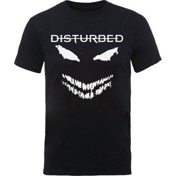 koszulka DISTURBED - SCARY FACE CANDLE