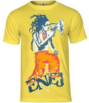koszulka ENEJ - KOZAK żółta