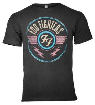 koszulka FOO FIGHTERS -  FF AIR ciemnoszara