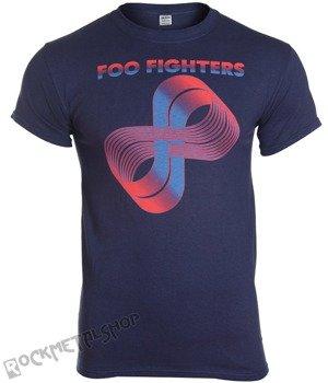 koszulka FOO FIGHTERS - LOOPS LOGO