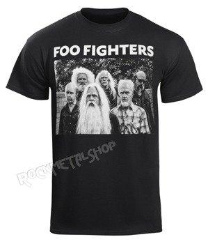 koszulka FOO FIGHTERS - OLD BAND