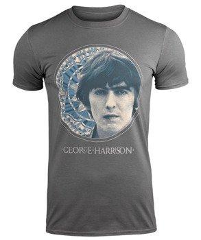 koszulka GEORGE HARRISON - CIRULAR PORTRAIT