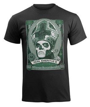 koszulka GHOST - PAPA CASH