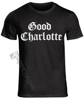 koszulka GOOD CHARLOTTE - WHITE PUFF LOGO