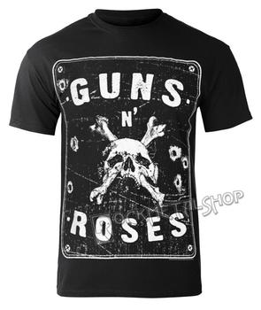 koszulka GUNS N' ROSES - STREET SIGN