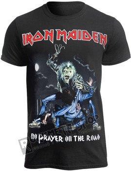 koszulka IRON MAIDEN - NO PRAYER ON THE ROAD