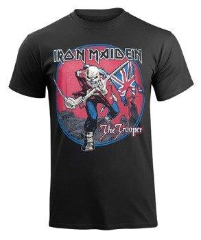 koszulka IRON MAIDEN - TROOPER RED SKY