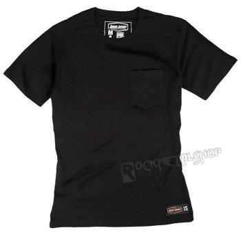 koszulka JESSE JAMES - STURDY POCKET czarna