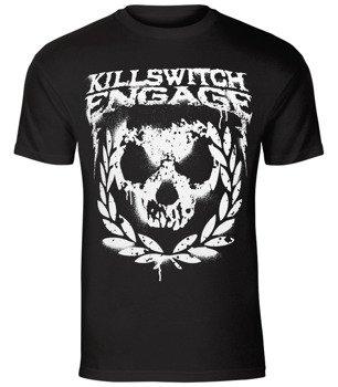 koszulka KILLSWITCH ENGAGE - SKULL SPRAYPAINT