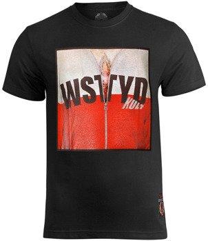 koszulka  KULT - WSTYD czarna