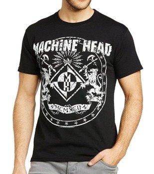 koszulka MACHINE HEAD - CLASSIC CREST