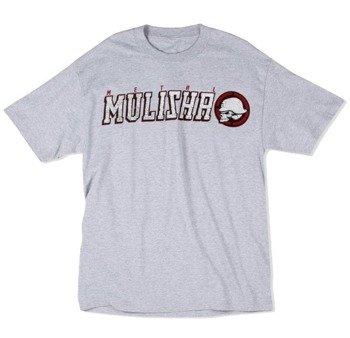 koszulka METAL MULISHA - CLEANUP szary melanż