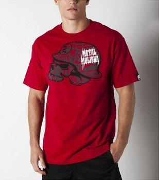 koszulka METAL MULISHA - FRIED czerwona