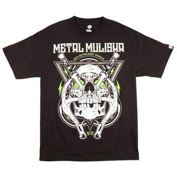 koszulka METAL MULISHA - HYDRO74-SWITCH czarna