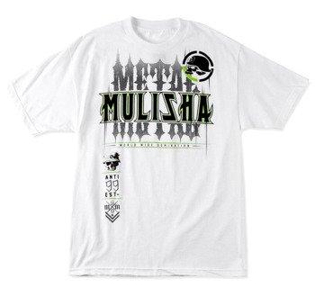 koszulka METAL MULISHA - SELF BRANDED biała