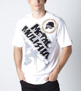koszulka METAL MULISHA - TRIGGER biała