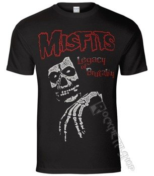 koszulka MISFITS - LEGACY OF BRUTALITY